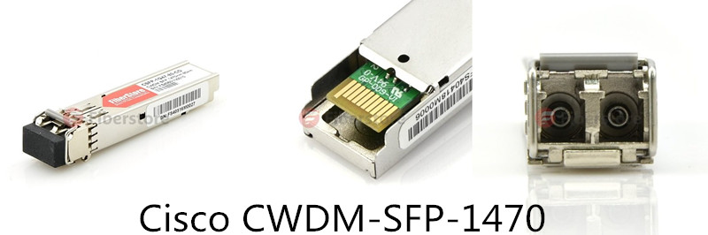 Cisco CWDM-SFP-1470