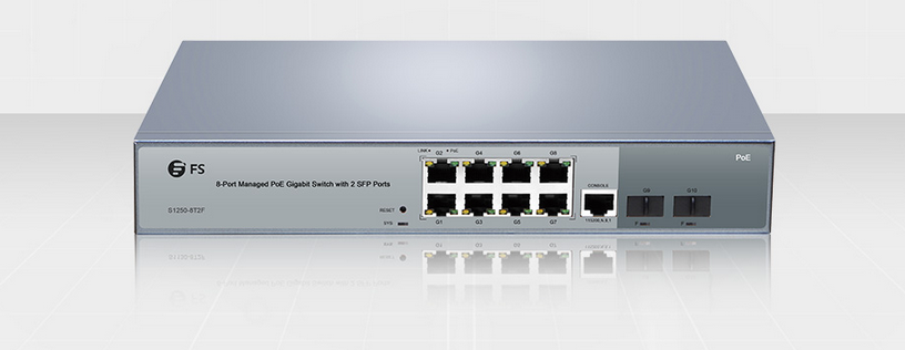 best 8 port gigabit switch