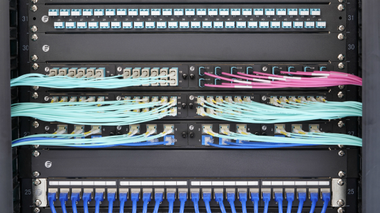 why use a patch panel