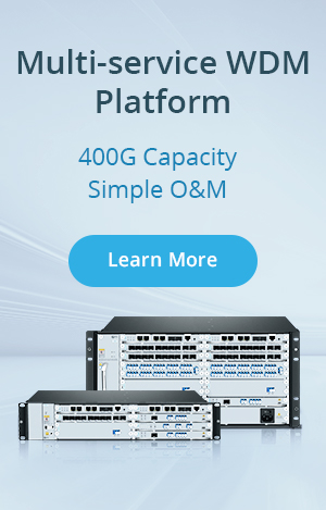 FS M6200 Multi-service WDM solution