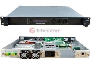 13dBm 1550nm CATV EDFA Fiber Optic Amplifier