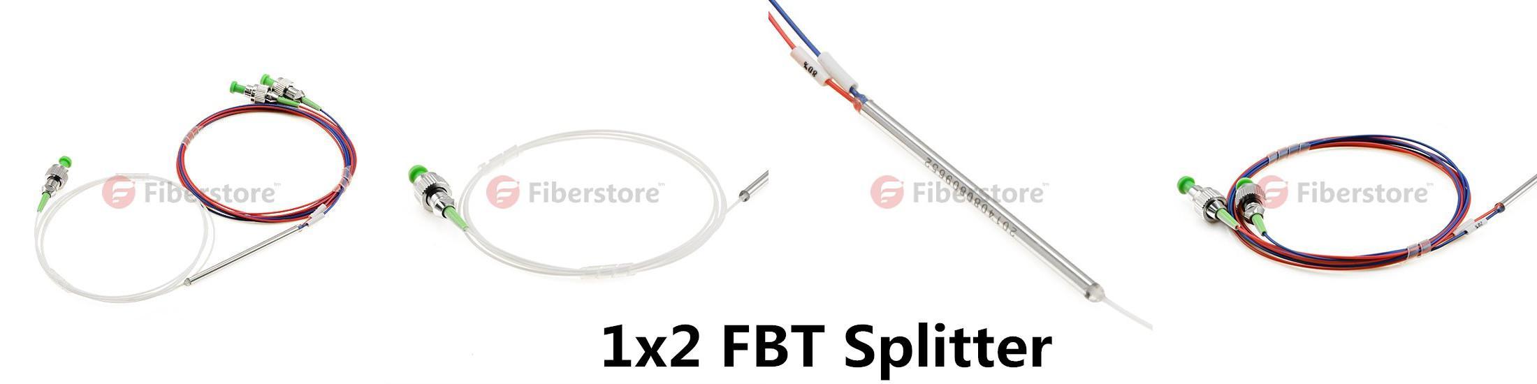 PON splitter-1x2 FBT splitter