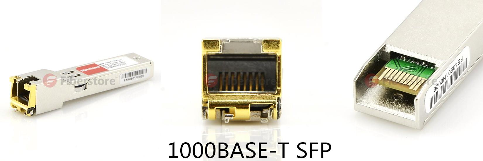 1000BASE-T SFP
