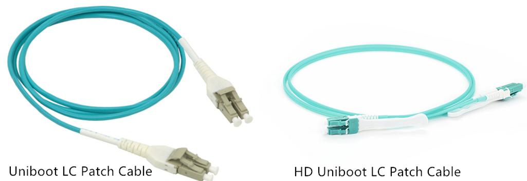 uniboot-LC-fiber-patch-cable
