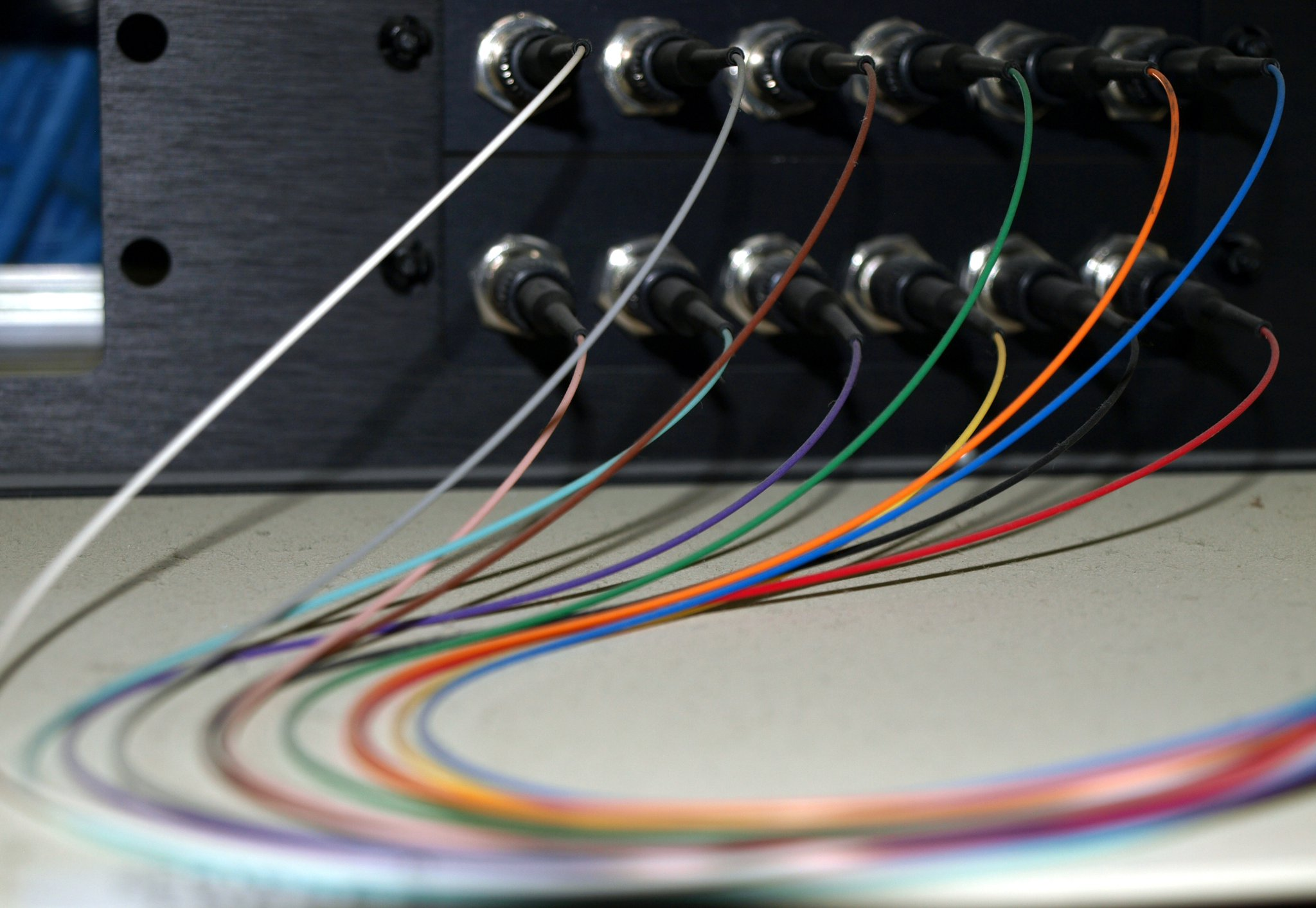 Importance Of Using Fiber Color Code In Data Center Outdoor Wiring