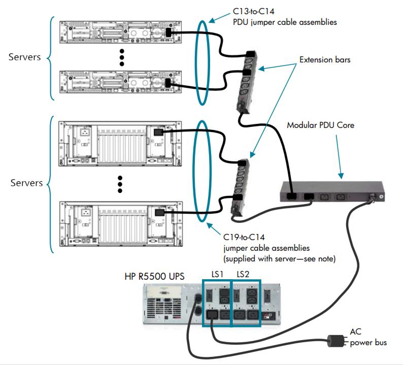 server power cord 2