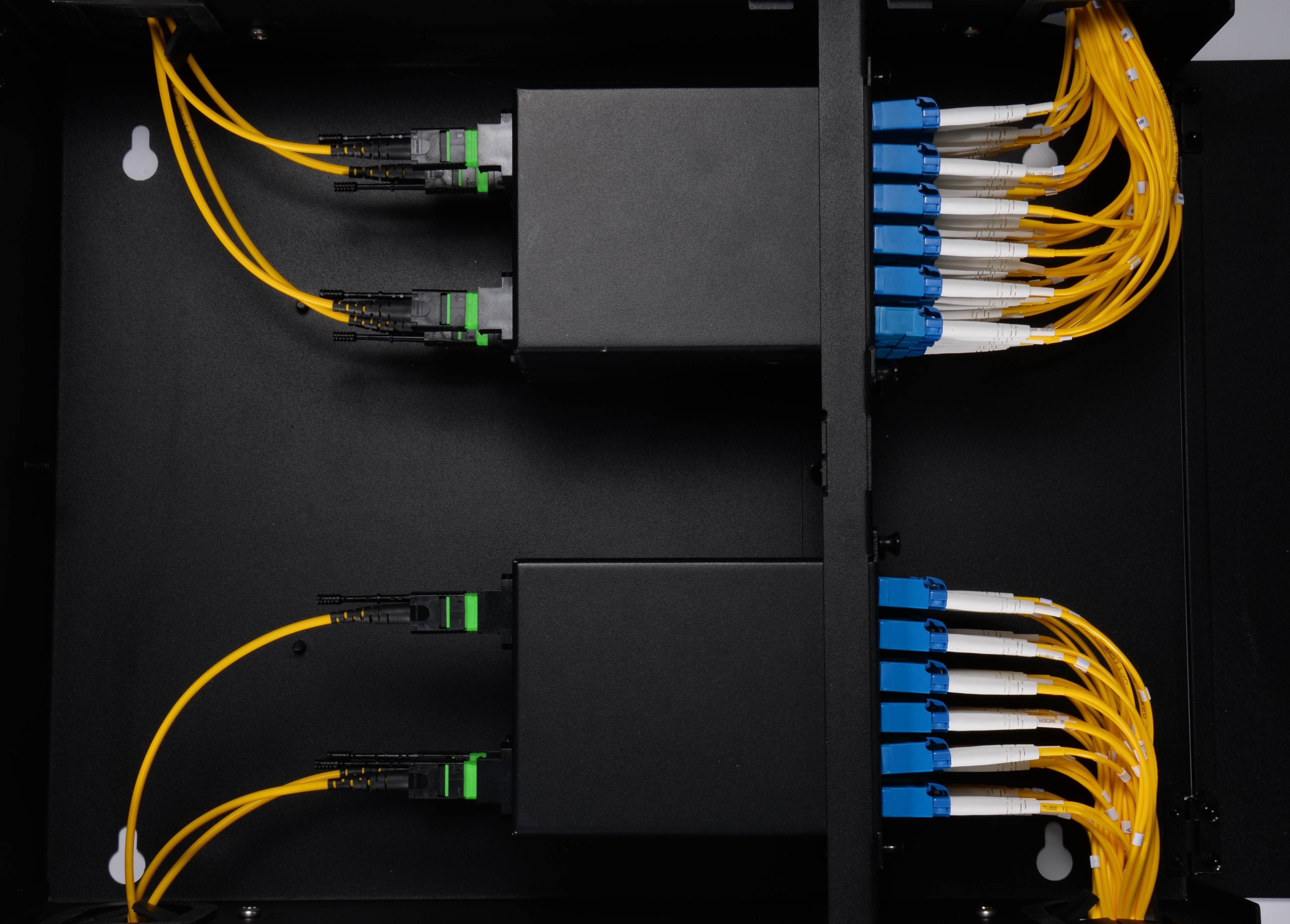 Fiber Patch Panel Archives Optical Networking Cat6 Besides 24 Port Further 48 With Cassette