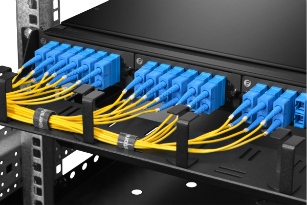 different single mode fiber types on patch panel