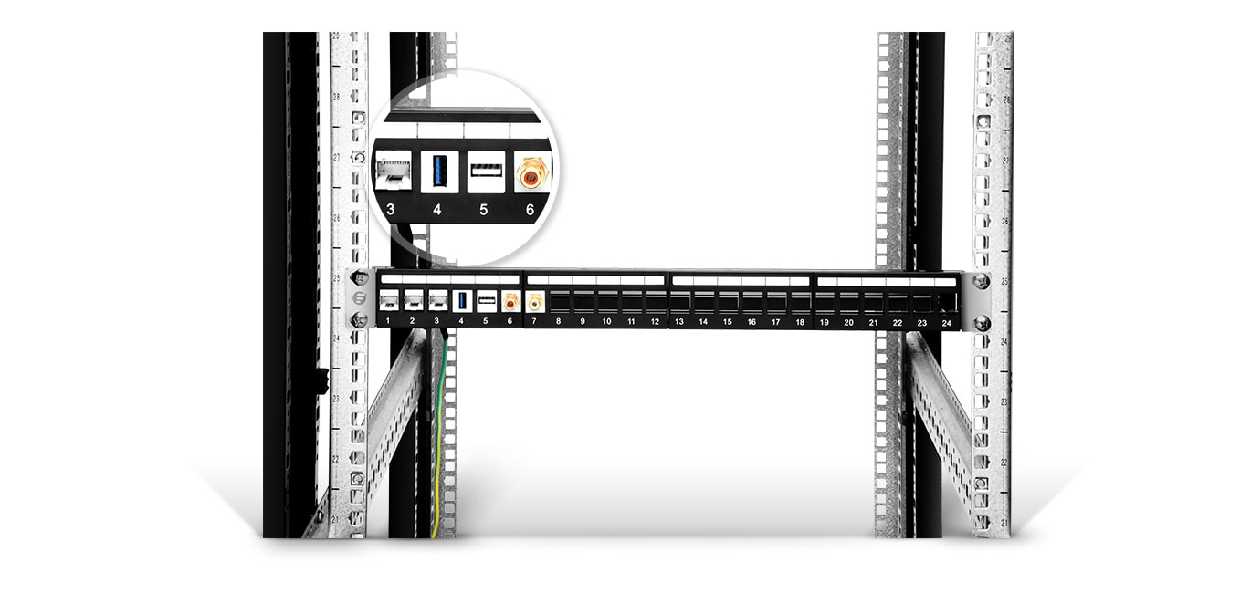 Patch Panel Archives Fiber Optical Networking Cat6 Besides 24 Port Further 48 Keystone