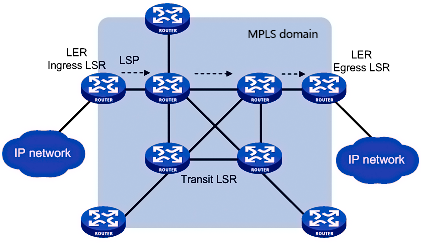 how MPLS network work 1.0